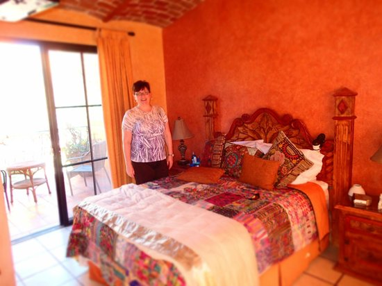 Casa del Sol: One of the smaller but gorgeous rooms