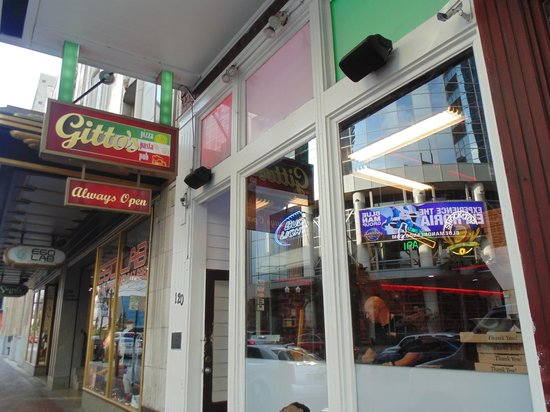 Gitto S Pizza Pasta Pub Best In Downtown Orlando