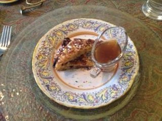 Villa Marco Polo  Inn : French Toast