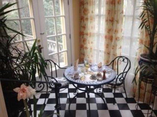 Villa Marco Polo  Inn : Orangerie