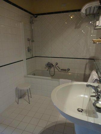 Borgo il Melone: Excelente banheiro!