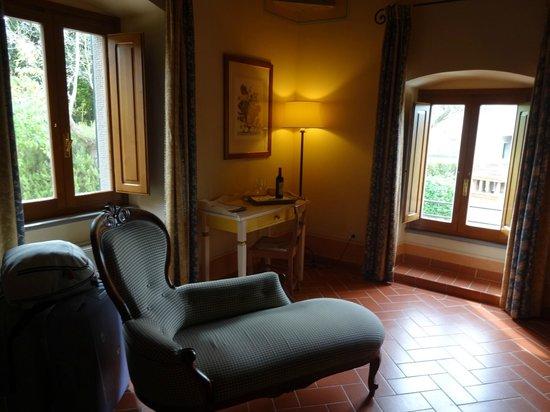 Borgo il Melone: Quarto lindo e confortável! Amamos!