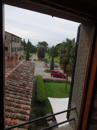 Borgo il Melone: Vista linda do quarto