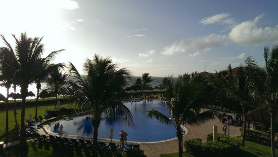 Ocean Coral & Turquesa : View from the balcony