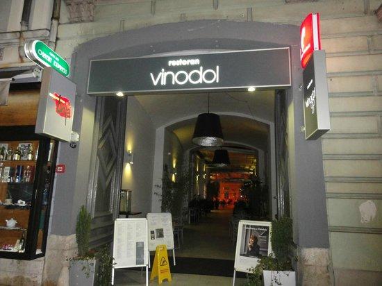 Vinodol : Entrance
