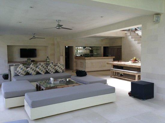 Villa Casa Mateo: Living Area