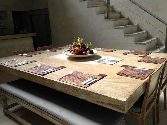 Villa Casa Mateo: Dining Room