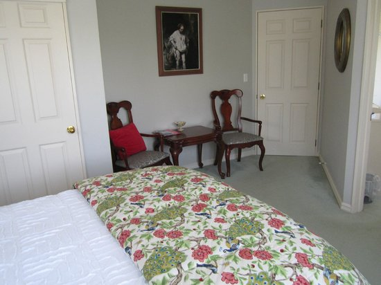 Be My Guest: Rose room