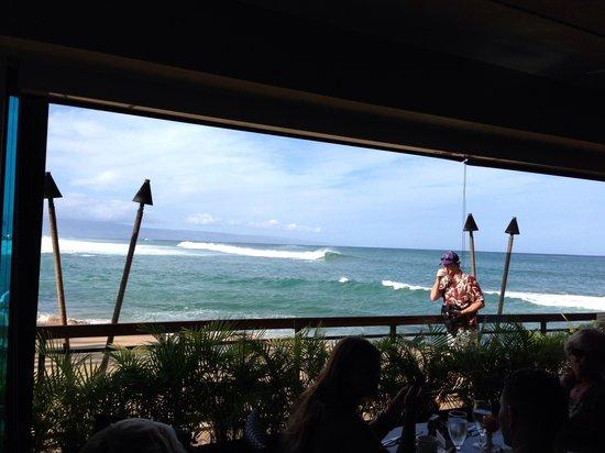 Sansei Seafood Restaurant & Sushi Bar: Chillaxing in Maui