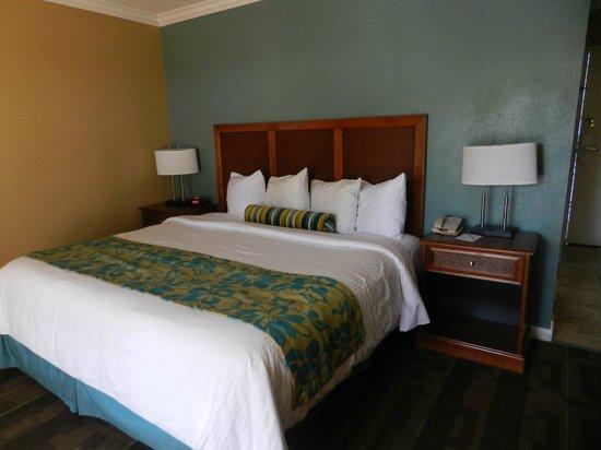 Best Western Key Ambassador Resort Inn: Very clean room.