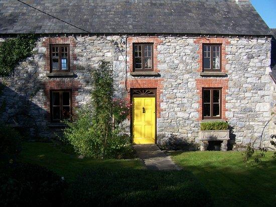 Lawcus Farm Guest House: Front Door