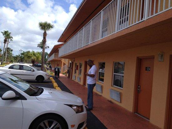Fairway Inn Florida City : Rooms