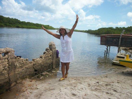 Maragua Pousada Hostel : Na beira da Lagoa