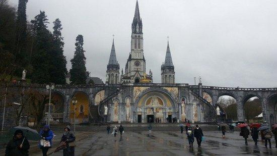 Sanctuaire Notre Dame de Lourdes : 11 febbraio 2014