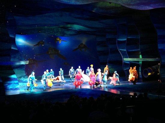 Finding Nemo - The Musical: Linda apresentação!!!