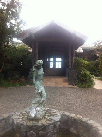 Yan Kee Way Lodge Hotel: Restaurante latitud 42