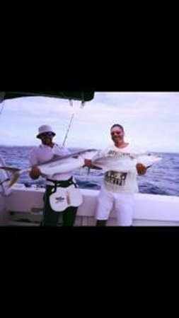 Get Reel Charters: Happy Boys