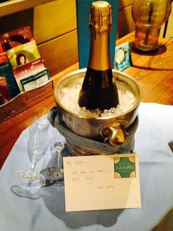 Hotel La Jolla, Curio Collection by Hilton: Surprise!