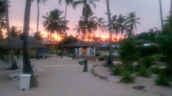 Salinas do Maragogi All Inclusive Resort: por do sol