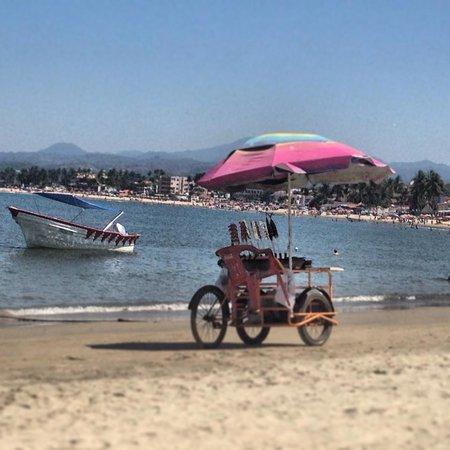 Decameron Los Cocos : Excellent Beach