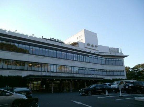 Uenoseiyoken: 外観