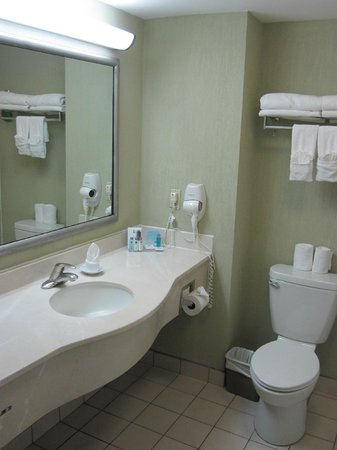 Hampton Inn & Suites by Hilton San Jose Airport : Spacious & clean.