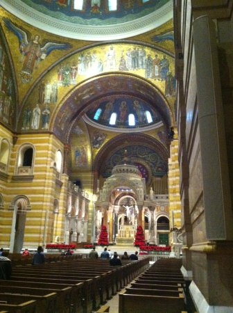 Cathedral Basilica of Saint Louis : Wow!