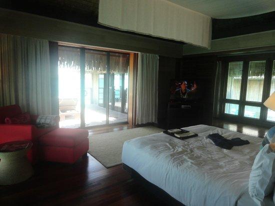 منتجع The St. Regis Bora Bora Resort: Villa 230
