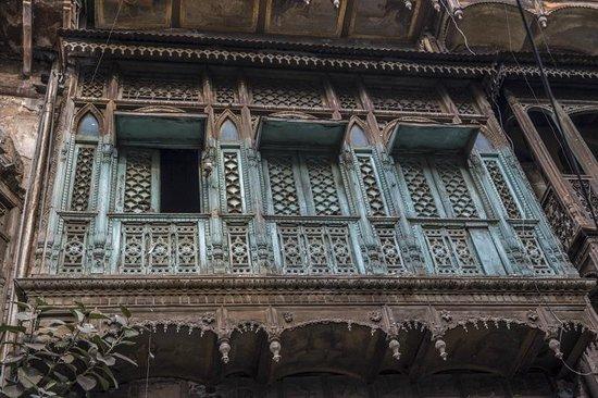Davinder Singh's Amritsar Heritage Walk: Balcony