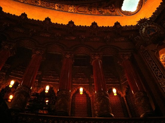 The Fox Theatre: Wish this wasn't so dark