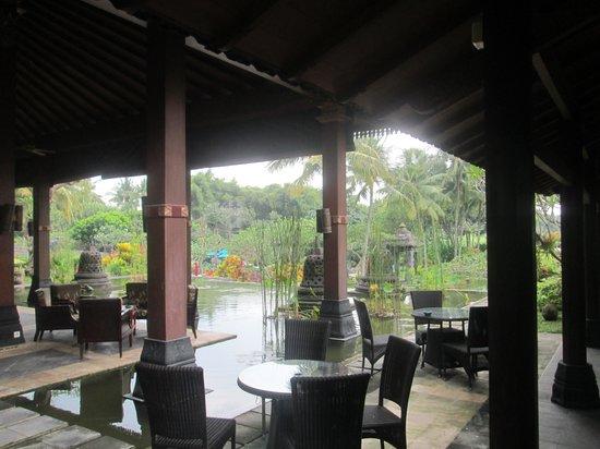 Hyatt Regency Yogyakarta : My favorite part of the hotel