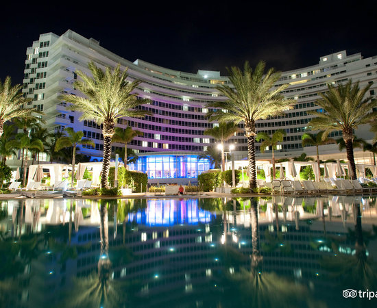 Photo of Hotel Fontainebleau Miami Beach Hotel at 4441 Collins Avenue, Miami Beach, FL 33140, United States