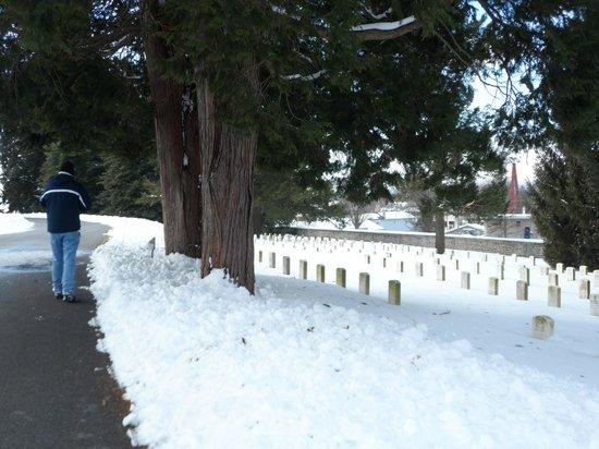Parque Militar Nacional de Gettysburg: Feb 2014