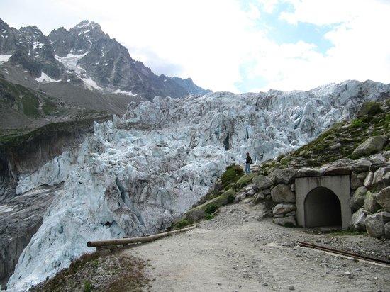 Les Grands Montets : горы