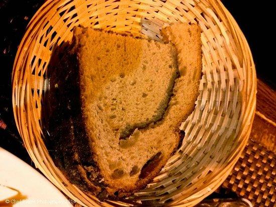 cafe Roussillon : Bread