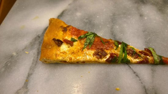 Pizza School NYC : This was really good