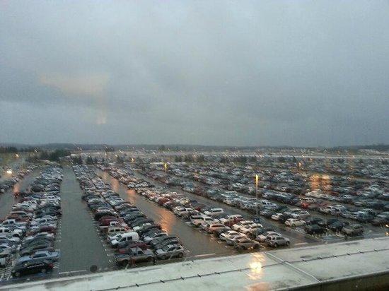 Hyatt Regency Pittsburgh International Airport: where is your car?