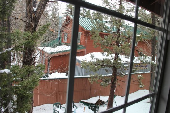 Worldmark at Big Bear: View from our window