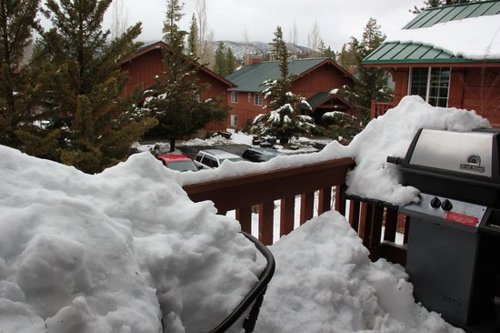 Worldmark at Big Bear: Balcony