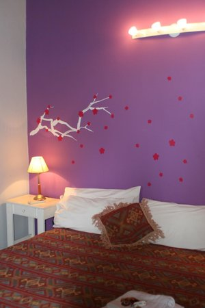 Solar Soler Bed & Breakfast : our room