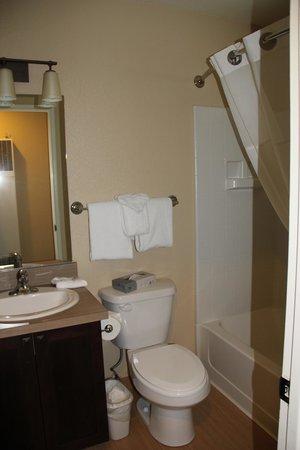 Worldmark at Big Bear : Bathroom