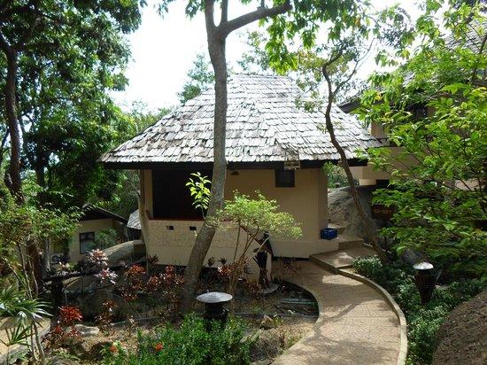 Baan Hin Sai Resort & Spa: Pikkie of my cabin