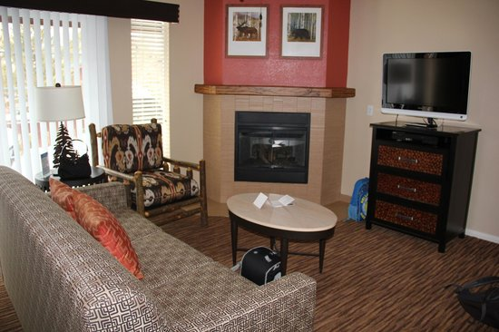 Worldmark at Big Bear: Sofa Bed/Living Room