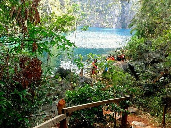 Asia Grand View Hotel: Kayangan Lake