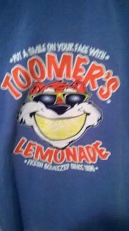 Toomer's Corner: Back
