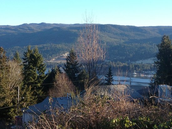 Above the Inlet B and B and Vacation Rentals : Above the Inlet B & B - Sechelt, BC (Sunshine Coast)