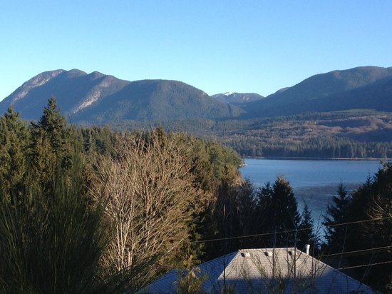 Above the Inlet B and B and Vacation Rentals: Above the Inlet B & B - Sechelt, BC (Sunshine Coast)