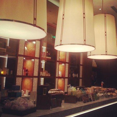 Mandarin Oriental Pudong, Shanghai : Spa Shop