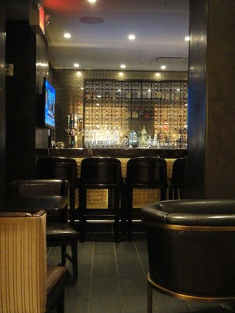 The Lexington New York City - an Autograph Collection Hotel : Bar no Lobby