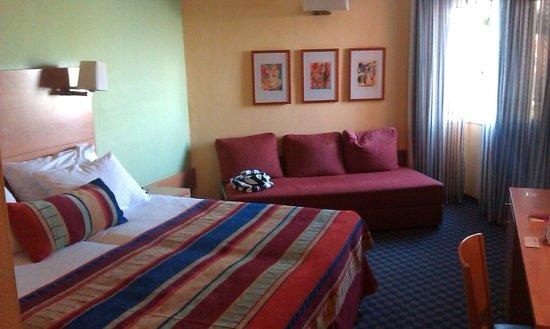 Hotel Prima Music : большие номера